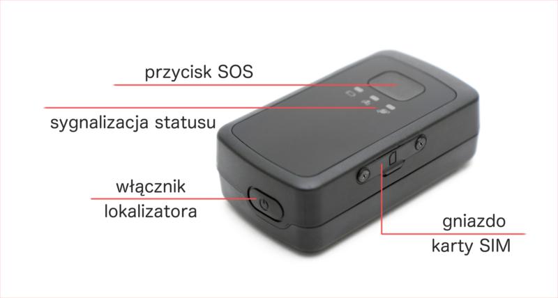 System lokalizacji GPS Life